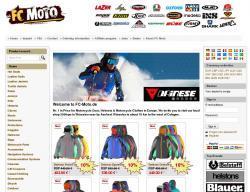 FC Moto promo code