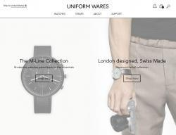 Uniform Wares Promo Codes promo code