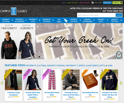 Save [30% Off] by using Campus Classics Coupons & Coupon Codes