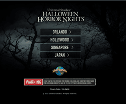 Halloween Horror Nights Coupons