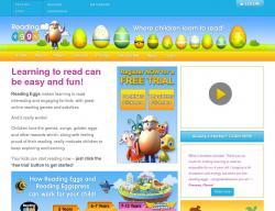 Reading Eggs Vouchers