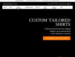 Tailor Store UK Discount Codes
