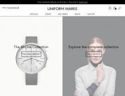 Uniform Wares Promo Codes