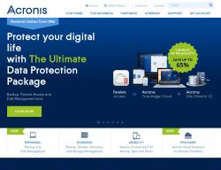 Acronis Coupons promo code