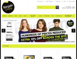 Bargain Crazy Discount Codes