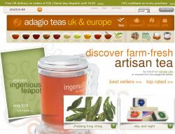 Adagio Teas UK Discount Codes