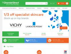 Chemist Direct Discount Codes