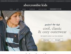 Abercrombie Kids UK Discount Codes promo code