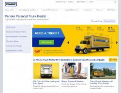 Penske truck promotional code