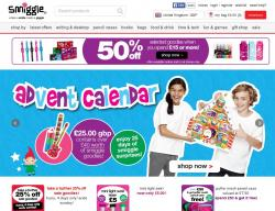 Smiggle Discount Codes promo code