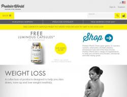 Latest Harrisons Direct Discount Codes  Vouchers   March      Protein World coupon codes