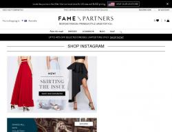 Fame & Partners Australia Promo Codes
