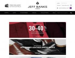 Jeff Banks Australia Promo Codes