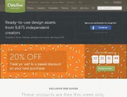 Creative Market Promo Codes