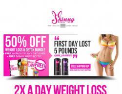 skinny tea coupon code