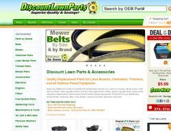 Discount Lawn Parts Promo Codes