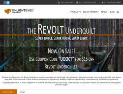 Enlightened Equipment Coupons