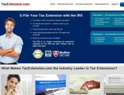 TaxExtension.com Coupon Codes promo code