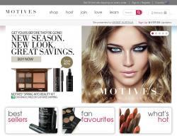 Motives Cosmetics Australia Promo Codes