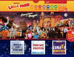 Luna Park Sydney Coupons