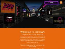 YO! Sushi Discount Codes promo code