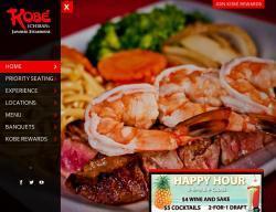 Kobe Japanese Steakhouse Coupons