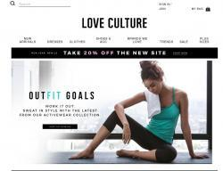 Love Culture promo code