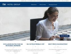 NH Hotels promo code