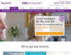 Staysure Travel Insurance promo code