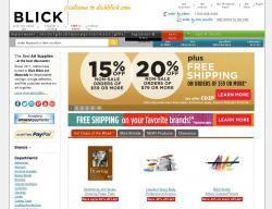 Blick Art Materials Coupons