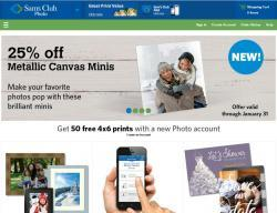 Sam's Club Photo Promo Codes
