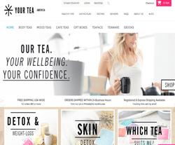 Your Tea Discount Code