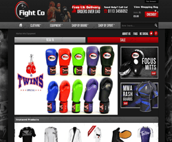 Fight Co Discount Code