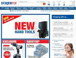 Screwfix Discount Codes promo code