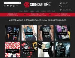 Grindstore Discount Codes