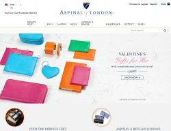 Aspinal of London Discount Codes