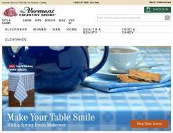 The Vermont Country Store Coupons promo code