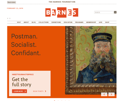 The Barnes Foundation Coupon Codes