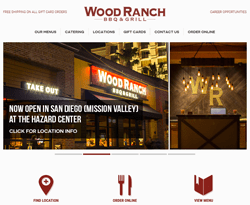 Wood Ranch Coupons