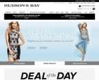 Hudson's Bay Promo Codes