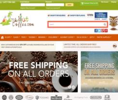 TiKi Hut Coffee Promo Codes