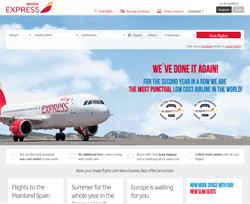 Iberia Express Promo Codes