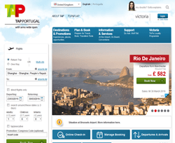 Tap Portugal Discount Codes