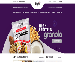 Lizi's Granola Discount Codes