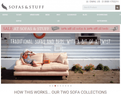 Sofas and Stuff Discount Codes