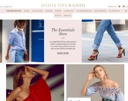 Moda Operandi Promo Codes
