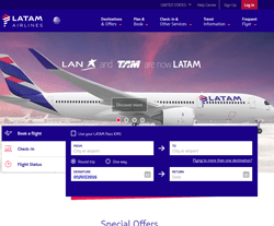 Latest Latam Promo Codes Coupons October 2019