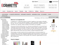 E-Cigarette USA Coupon Codes