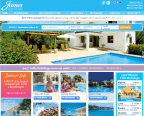 James Villa Holidays Discount Codes