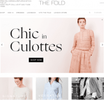 The Fold Discount Code